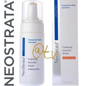 2$40 Neostrata RESURFACE Foam Glycolic Face Wash